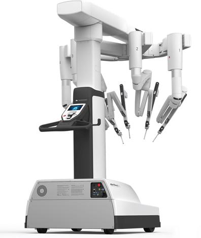 מה זה ניתוח ערמונית רובוטית?