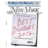 ניו יורק מגזין דוקטור הטוב ביותר